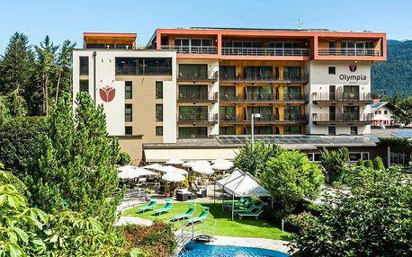 4* Hotel Olympia s polopenzí v Jižním Tyrolsku