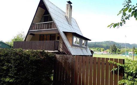 Zlínský kraj: Naše chatka pod Strání