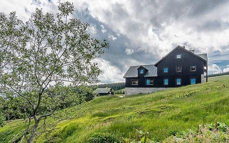 Užijte si Krkonoše dosyta: pobyt na chatě s polopenzí