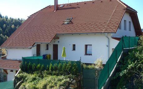 Kašperské Hory, Plzeňský kraj: Apartmány Fialka