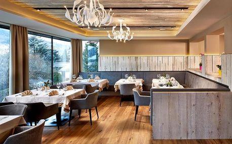 Rakouské Alpy: Hotel Bergkranz