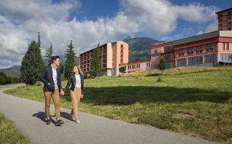 Mimosezónní akciový jarní pobyt v Exclusive pokojích, Vysoké Tatry