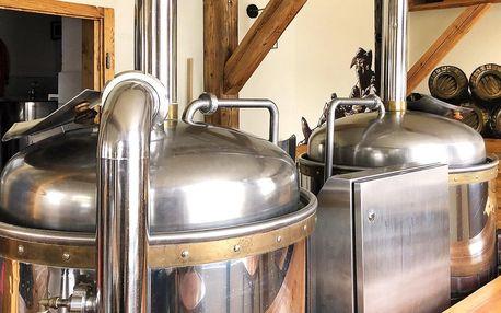 Den se sládkem pivovaru Kronl: pomoc i konzumace
