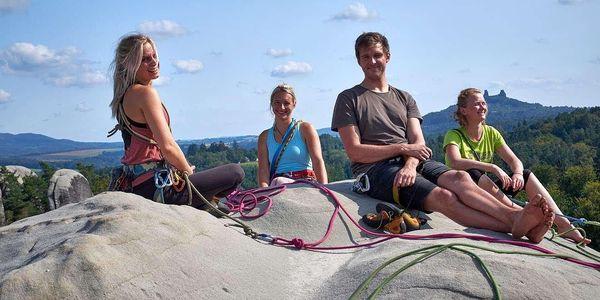 Kurz lezení - 1 den pro 1 osobu2