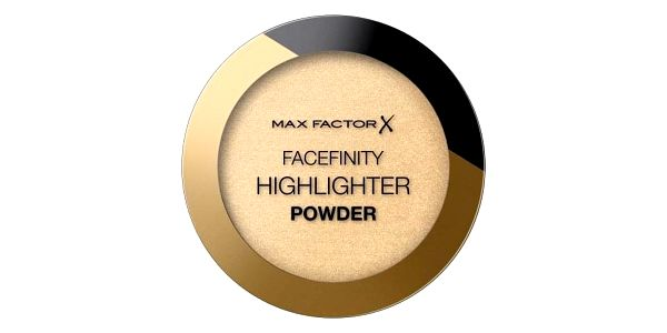 Max Factor Facefinity Highlighter Powder 8 g pudrový rozjasňovač pro ženy 002 Golden Hour