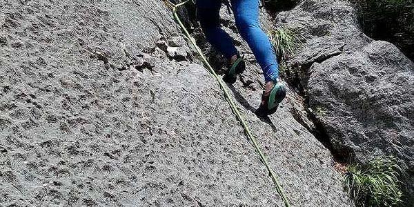 Kurz lezení - Skály na zkoušku 120 min pro 1 osobu2