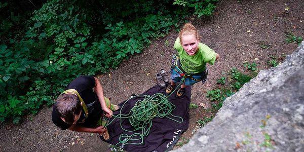 Kurz lezení - Skály na zkoušku 120 min pro 1 osobu3