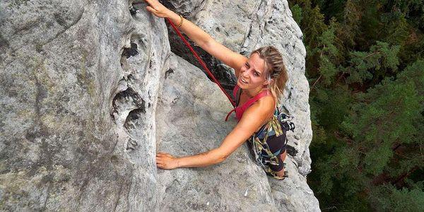 Jednodenní či dvoudenní kurz lezení včetně zapůjčení výstroje