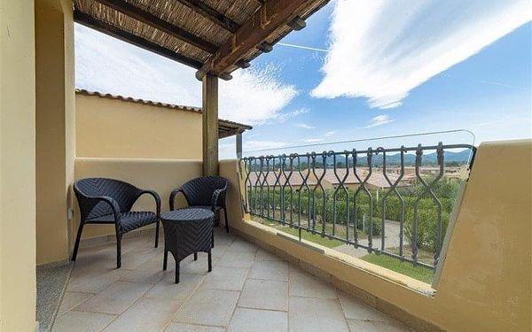 Janna & Sole Resort, Sardinie / Sardegna, Itálie, Sardinie / Sardegna, letecky, all inclusive2