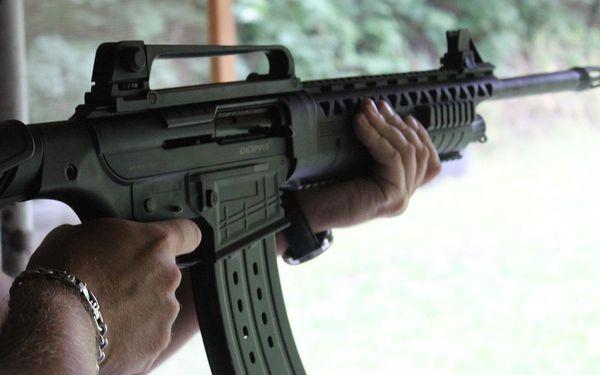 Balíček Základ - 6 zbraní, 64 nábojů4
