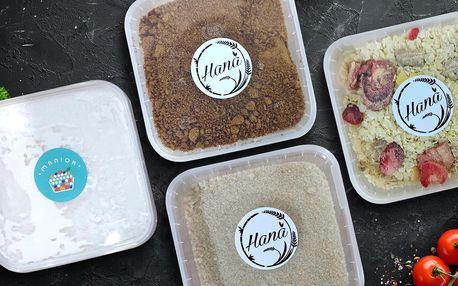 Kvalitní potraviny z fairtrade obchodu: cukr i bulgur