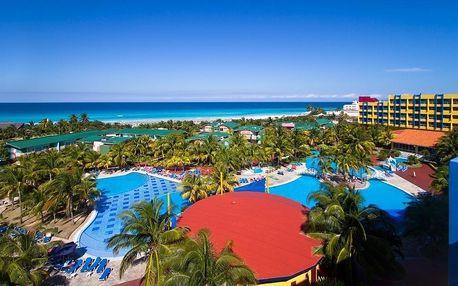 Kuba - Atlantské severní pobřeží letecky na 9-13 dnů, all inclusive