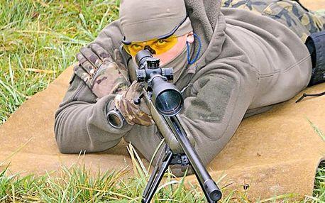 Střelec specialista: střelba na pohyblivé terče