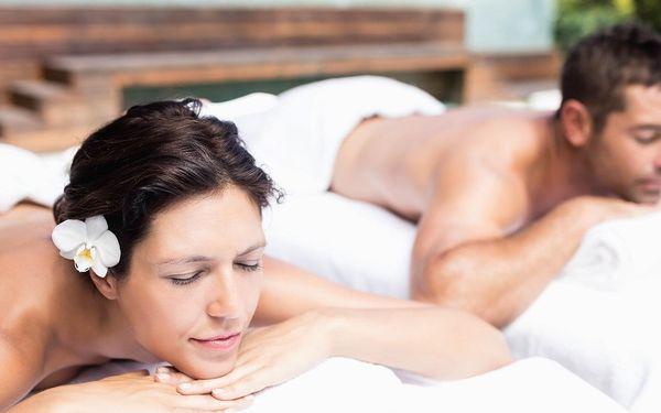 Párová thajská masáž dle výběru na 30–90 min.