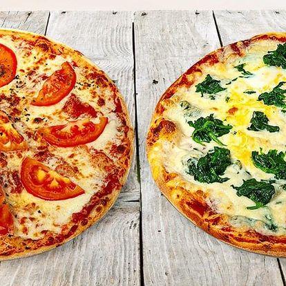 Pizza či dvě s sebou v Hradišti: ⌀ 32 cm, 20 druhů