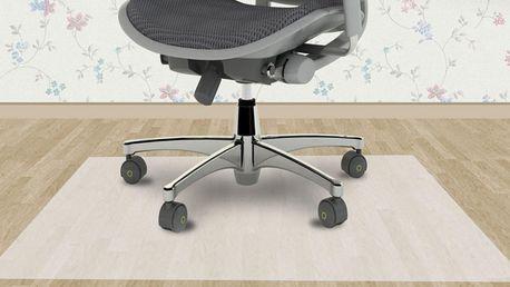 Ochranná transparentní podložka pod židli