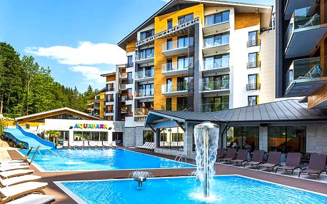 Oblíbený 4* resort s aquaparkem a wellness