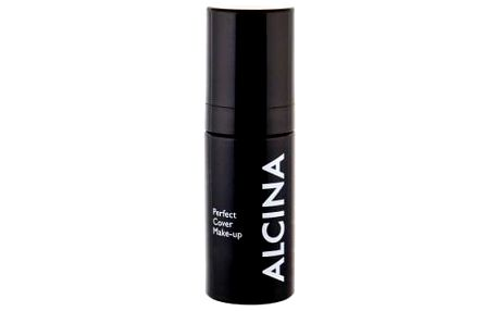 ALCINA Perfect Cover 30 ml matující make-up pro ženy Ultralight