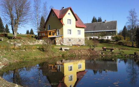 Karlovarský kraj: Chata Rybná 18