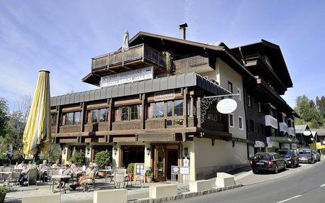 Rakousko - Kaprun - Zell am See na 9-10 dnů, polopenze