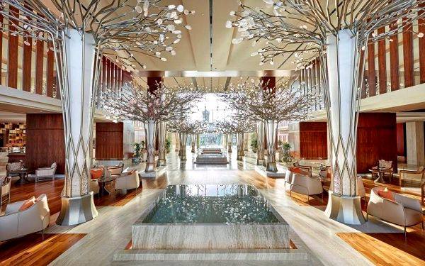 Mandarin Oriental Jumeira, Dubai, Dubai, Spojené arabské emiráty, Dubai, letecky, snídaně v ceně2