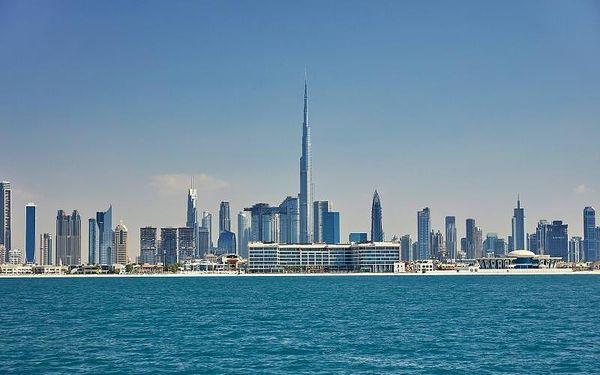 Mandarin Oriental Jumeira, Dubai, Dubai, Spojené arabské emiráty, Dubai, letecky, snídaně v ceně3