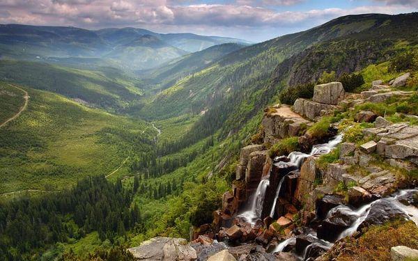 Relaxační pobyt v Jizerkách s procedurami, neomezeným wellness a polopenzí 3 dny / 2 noci, 2 os., polopenze