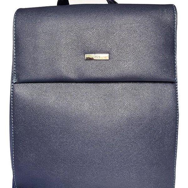 Dámský batoh Ola | Tmavě modrá4