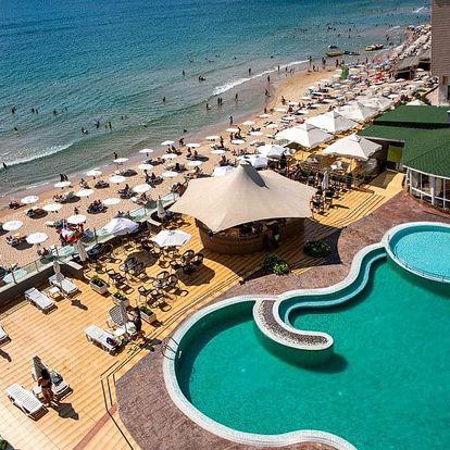 MPM Hotel Arsena**** | Nessebar | All inclusive | Dítě do 11,99 let zdarma | Letecky