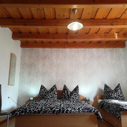 Bešeňová, Nízké Tatry: Apartmán Erika