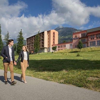 Neomezený wellness pobyt / v nových pokojích Exclusive za cenu pokojů Standard, Vysoké Tatry