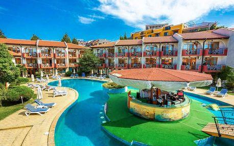 Slunečné pobřeží | Hotel Sunrise Complex*** | All inclusive | Dítě do 12,99 let zdarma | Letecká nebo vlastní doprava