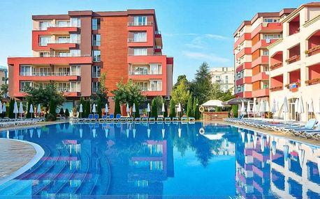 Slunečné pobřeží | Hotel Zornica Residence**** | All inclusive | Dítě do 11,99 let zdarma | Letecká nebo vlastní doprava
