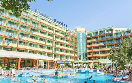 Nessebar | MPM Hotel Kalina Garden**** | All inclusive | Dítě do 12,99 let zdarma | Letecká nebo vlastní doprava