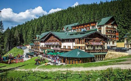Pobyt v horském hotelu pod Chopkom s nádechem francouzských Alp, Nízke Tatry - Jasná