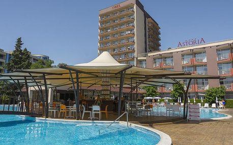 Nessebar | MPM Hotel Astoria**** | Ultra all inclusive | Dítě do 12,99 let zdarma | Letecká nebo vlastní doprava