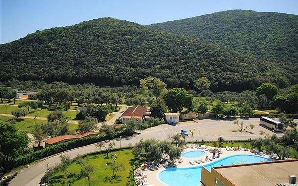 Mobilní domky Kamp Oliva s polopenzí, Istrie, vlastní doprava, polopenze2