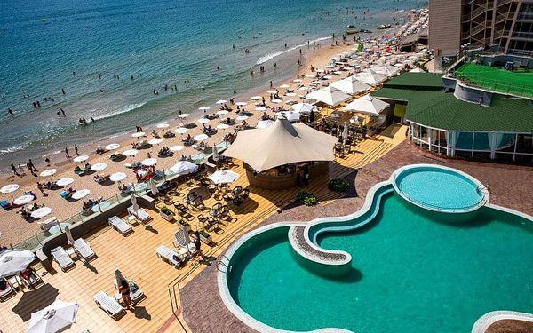 Nessebar   MPM Hotel Arsena****   All inclusive   Dítě do 11,99 let zdarma   Letecká nebo vlastní doprava