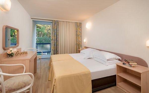Hotel Rivijera, Makarská riviéra, vlastní doprava, snídaně v ceně4
