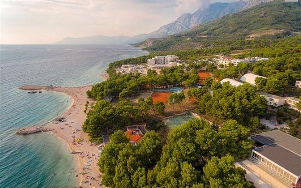 Chorvatsko - Makarska na 4-31 dnů