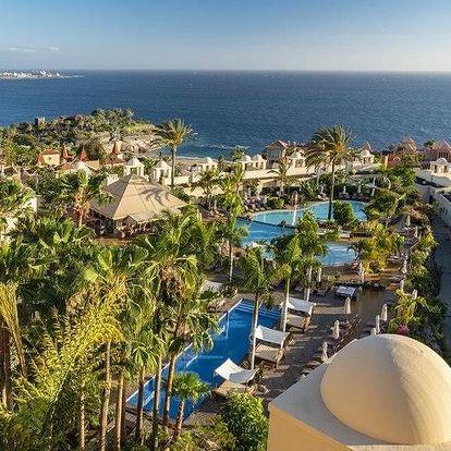 Španělsko - Tenerife letecky na 8-15 dnů, snídaně v ceně