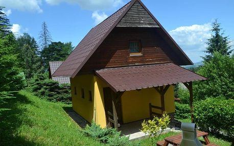 Moravskoslezský kraj: Chata Trojanovice