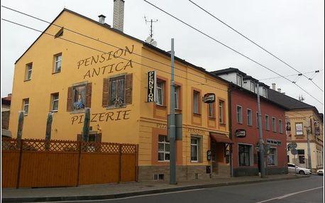 Plzeňsko: Pension Antica