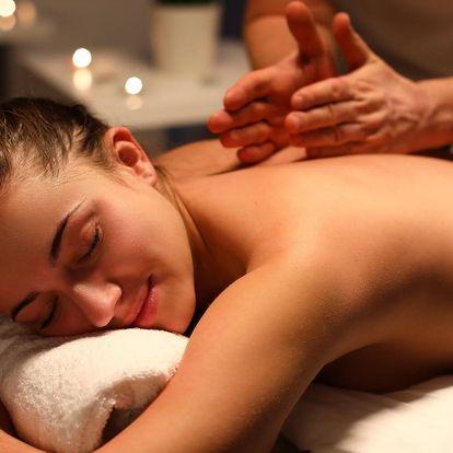 30–90min. thajská masáž a spa péče v salonu Thai Sun