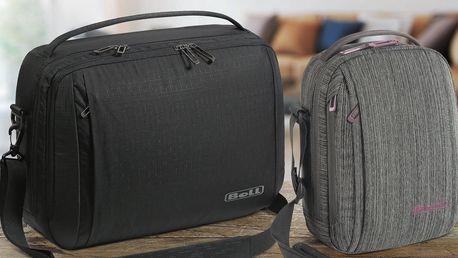 Praktické tašky Boll do města i na pracovní schůzku