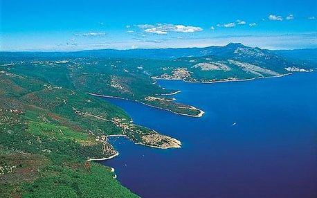 Chorvatsko - Rabac na 5-21 dnů