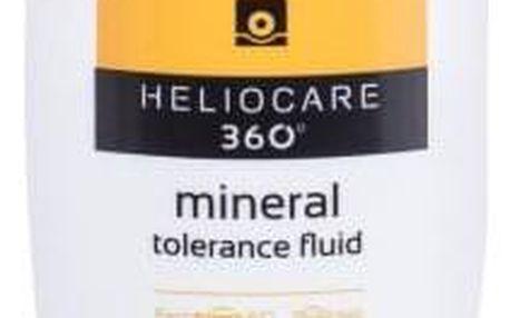 Heliocare 360° Mineral Tolerance SPF50 50 ml ochranný fluid na obličej pro citlivou pleť unisex