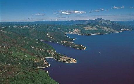Chorvatsko - Rabac na 5-31 dnů