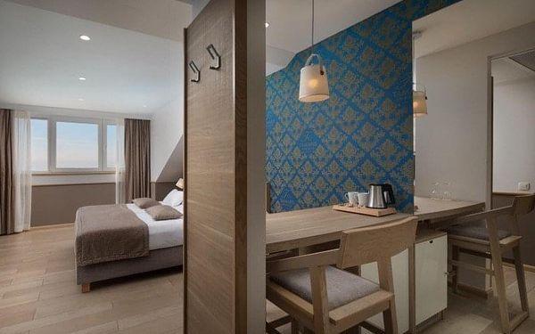 TAMARIS APART HOTEL, Tučepi, Chorvatsko, Tučepi, letecky, snídaně v ceně3