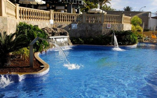 Paradise Park Fun Lifestyle Hotel, Tenerife, Kanárské ostrovy, Tenerife, letecky, polopenze2